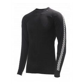 Tee-shirt HH Dry Stripe Crew black