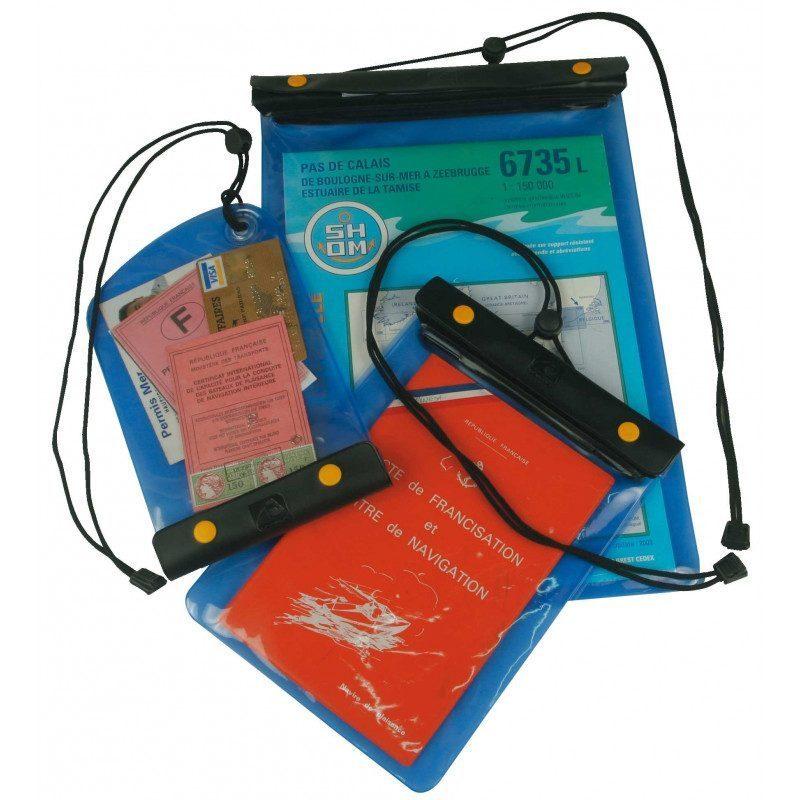 Reinforced waterproof pouch size M   Picksea