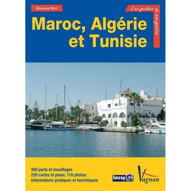 Guide Imray : Maroc, Algérie et Tunisie | Picksea