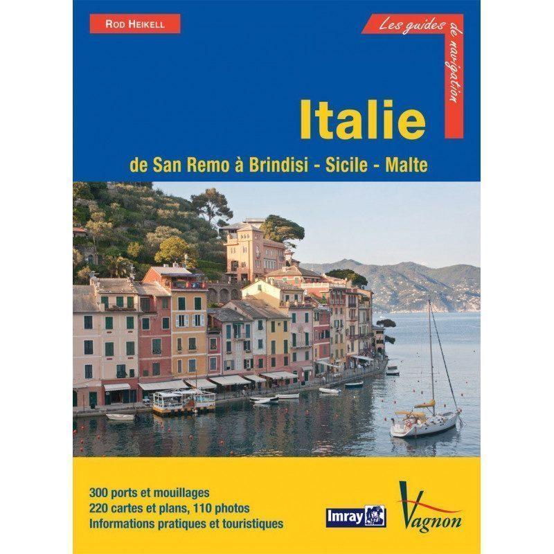 Guide Imray : Italie | Picksea