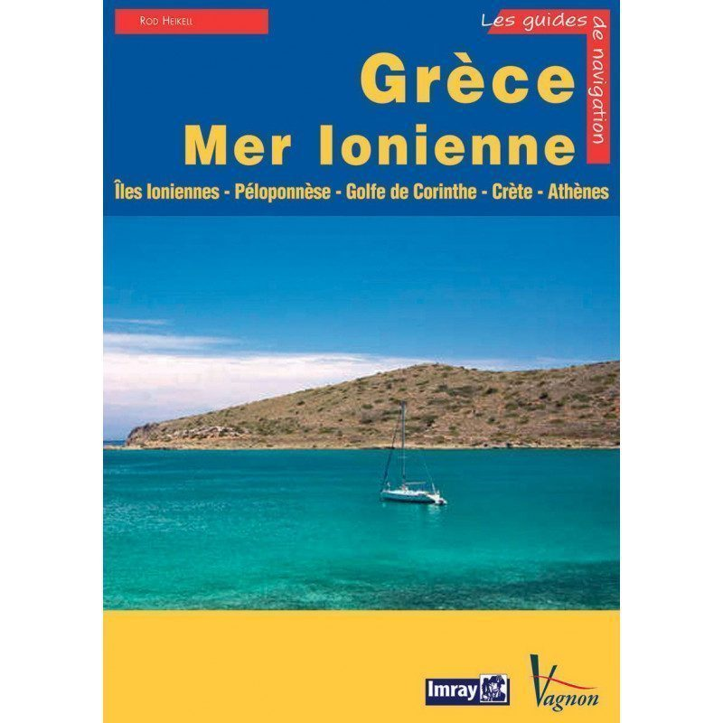 Guide Imray : Grèce et Mer Ionienne | Picksea