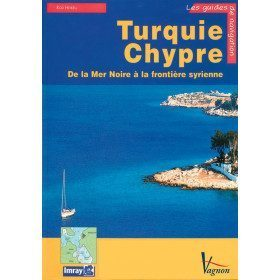 Guide Imray : Turquie & Chypre