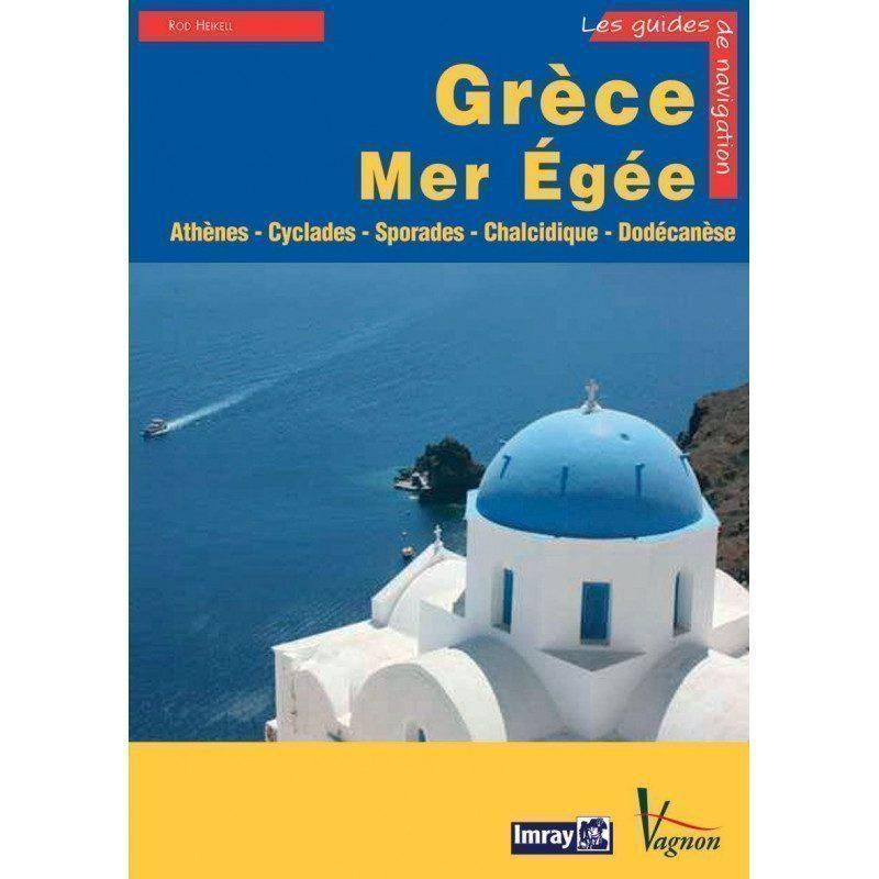 Guide Imray : Grèce et Mer Egée   Picksea