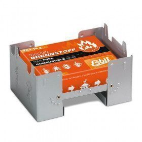 Stove with refill 12 x 14 g