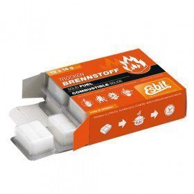 Fuel tablets 12 x 14 g