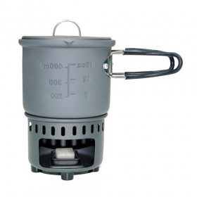 Cooking set 585 ml alu