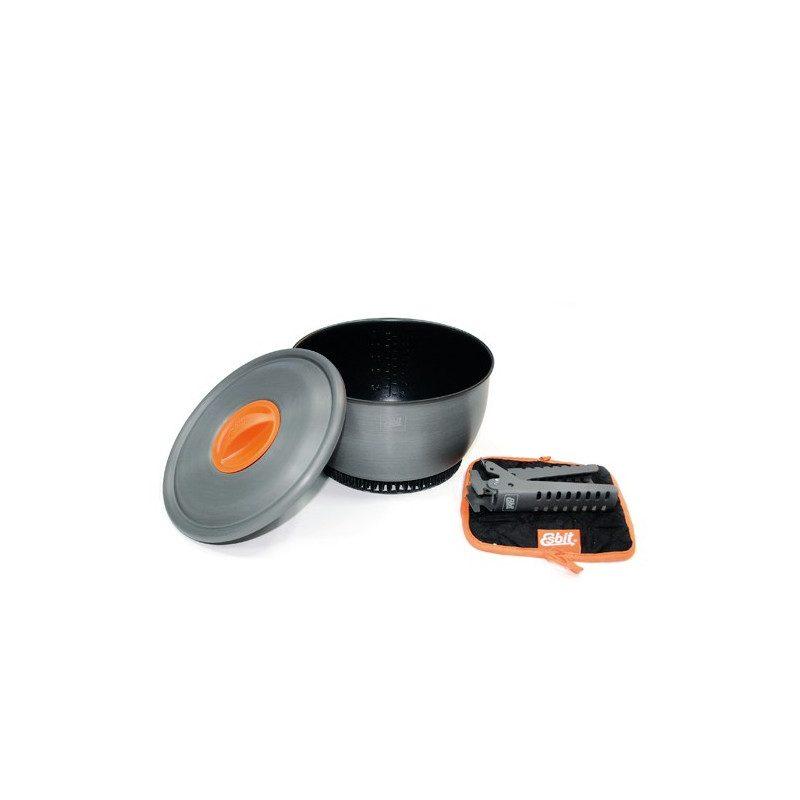 2.35 L pan with heat exchanger | Picksea