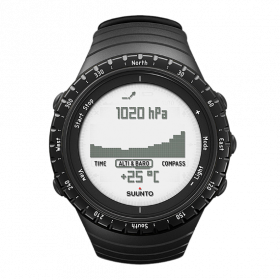 Core Regular Black Watch