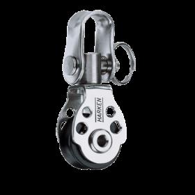 16 mm Airblock swivel pulley