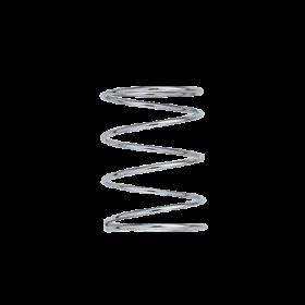 Stainless steel springs...