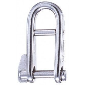 Quick straight shackle with...