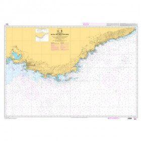 De Fos-Sur-Mer à Capo Mele