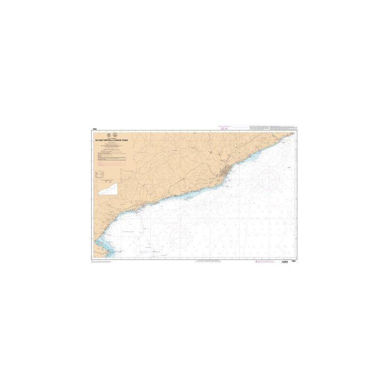 Cabo de Tortosa à Cabo de Tossa
