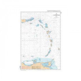 Nautical Chart 7475L:...