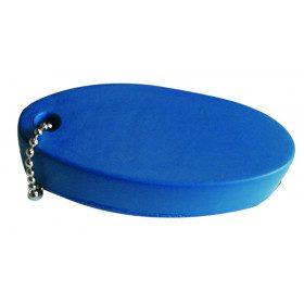 Floating foam key ring