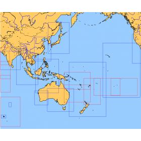 Cartes Marines Australie et...