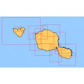 Cartes Marines Tahiti non...