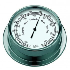 Regatta chrome barometer...