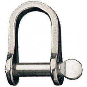 Standard straight shackle