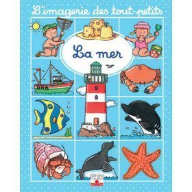 Toddler imagery: the sea