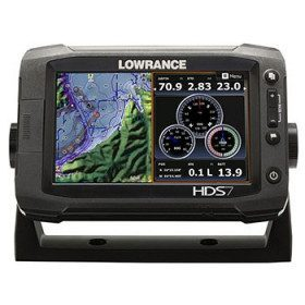 HDS 7 Touch Fishfinder Card...