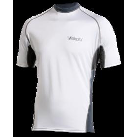 V-Heat short sleeve paddle top