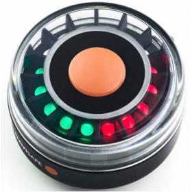 Magnetic tricolour...