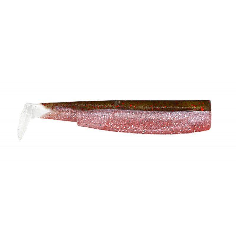 Black Minnow 200 Pink Body (x2)   Picksea
