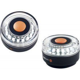 Magnetic 360° navigation light
