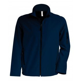 Veste Softshell Homme Equipage