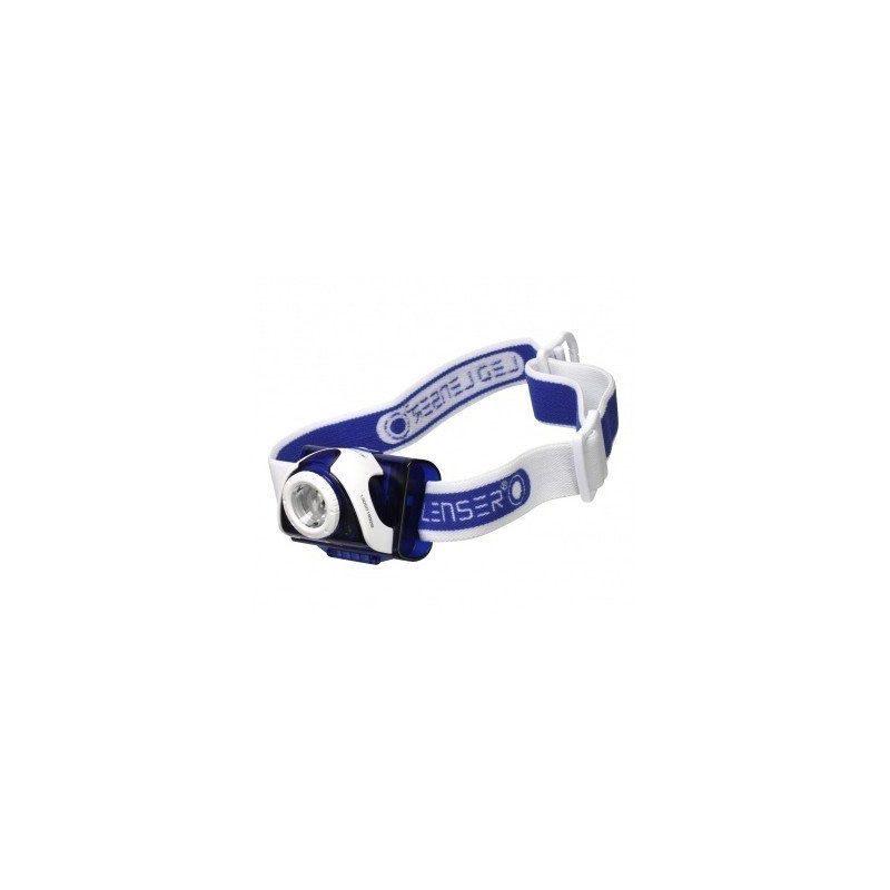 Lampes frontales Led lenser SEO3/SEO5/SEO7R | Picksea