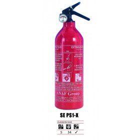 Powder extinguishers