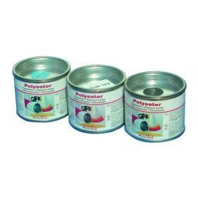 Gelcoat polyester colouring...