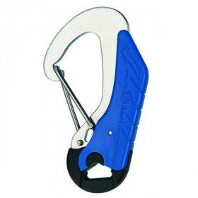 Double security carabiner