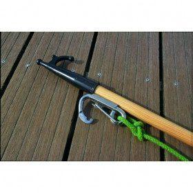 Single anchor hook