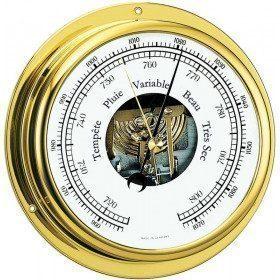 Baromètre VIKING 130 mm de...