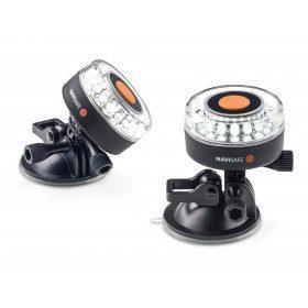 360° navigation light with...