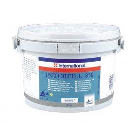 INTERFILL 830 Base + Hardener