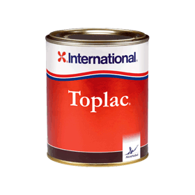 TOPLAC undercoat and topcoat