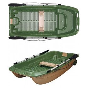Sportyak 245 rigid dinghy