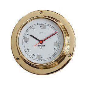 Quartz clock with Roman...