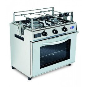 Nautical gas cooker
