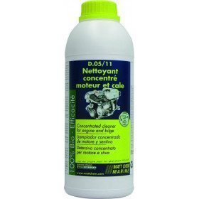 Bilge and engine cleaner
