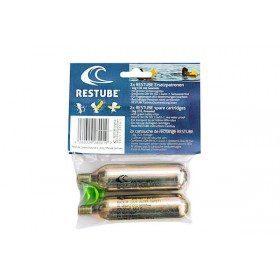 Recharge CO2 pour Restube