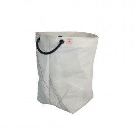 Corbeille 1 en voiles recyclées