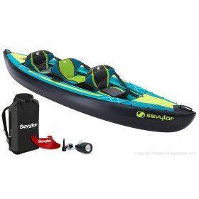 Kayak Gonflable Sevylor Ottawa