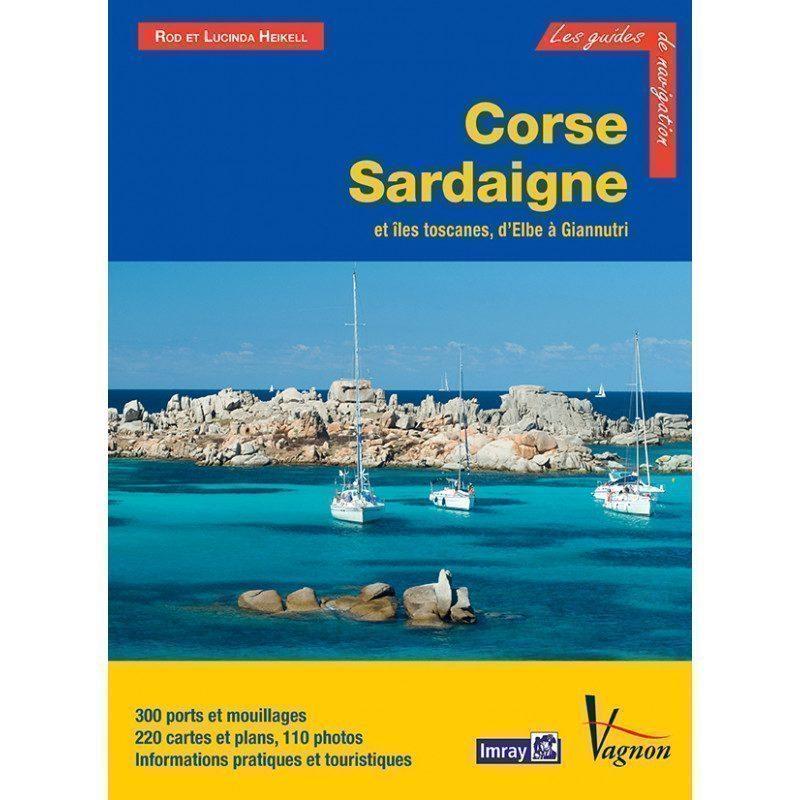 Guide Imray : Corse et Sardaigne | Picksea