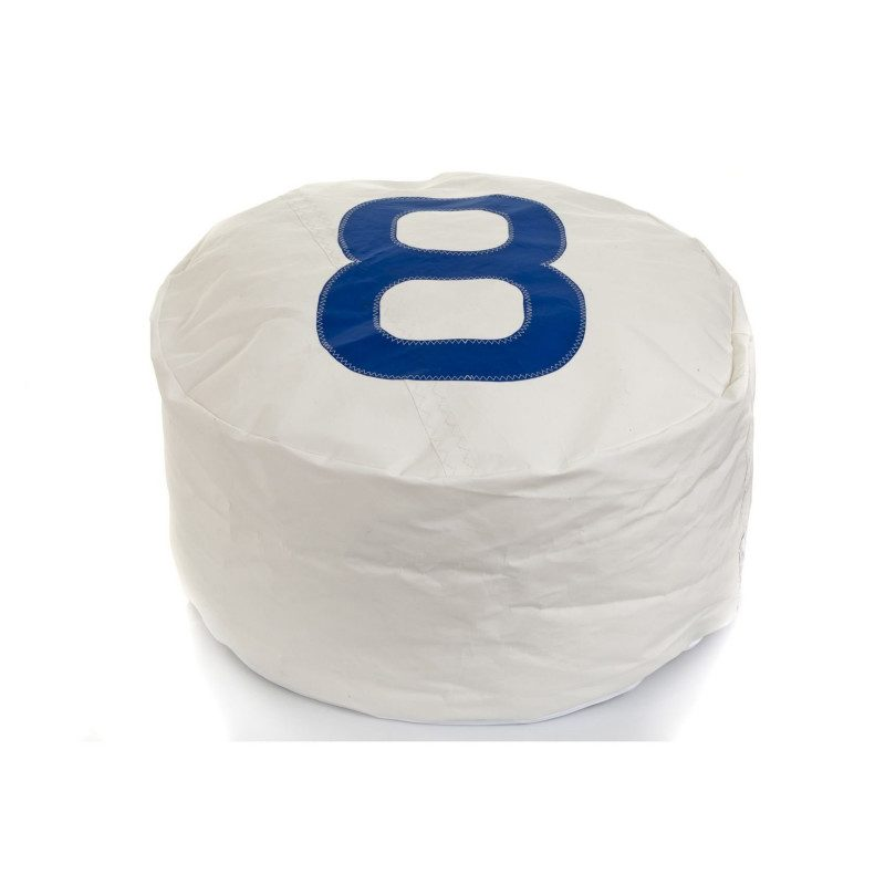 Duo pouf with number | Picksea