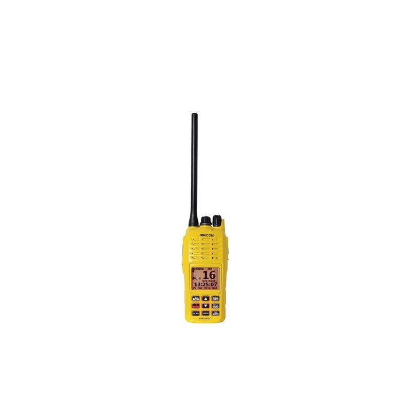 vue avant VHF RT-420