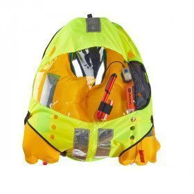 Protective hood for CrewFit...